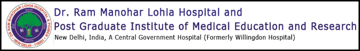 Jobs in RML Hospital Recruitment 2017 Download Application Form Rmlh.nic.in
