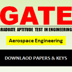 GATE Aerospace Engineering Question Paper 2020