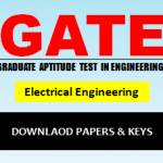 GATE Electrical Engineering Question Paper 2019